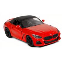 schaalmodel BMW Z4 junior 1:34 die-cast rood