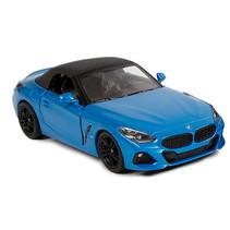speelgoedauto BMW junior 1:34 blauw