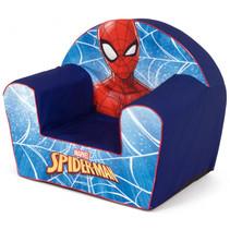 stoel Spider-Man junior 42 x 52 cm foam blauw