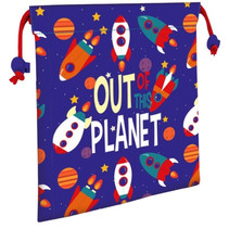 schooltas Out of this Planet polyester 22 cm