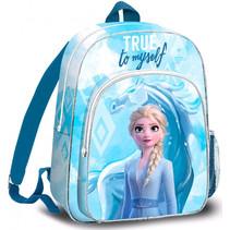 schooltas Frozen True To Myself meisjes 36 cm polyester
