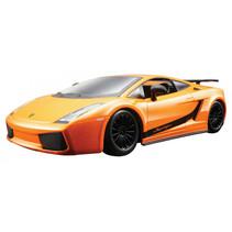 schaalmodel Lamborghini Gallardo 1:24 oranje