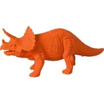 gum Dino XXL 13 x 9 cm junior oranje
