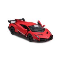 sportwagen Lamborghini Veneno 1:36 die-cast rood