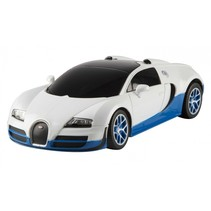 RC Bugatti Veyron Grand Sport Vitesse schaal 1:18 wit