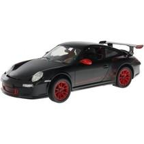 RC Porsche GT3 RS 30 cm schaal 1:14 zwart