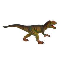 dinosaurus Tyrannosaurus jongens 29 cm rubber groen