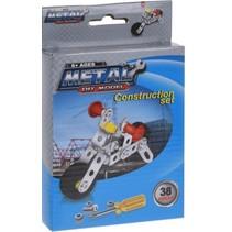 Constructieset Metaal motor