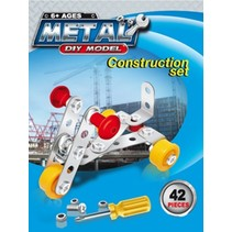 Constructieset Metaal driewieler