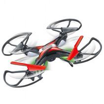Smart Drone 32 cm zwart/rood