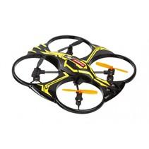 RC drone 2,4GHz Quadrocopter X1 18 cm zwart/geel
