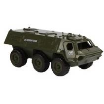 militaire pantserwagen diecast 7 cm legergroen