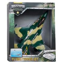 straaljager met licht junior 27 cm groen
