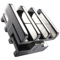 breinbreker Cast Rattle zilver