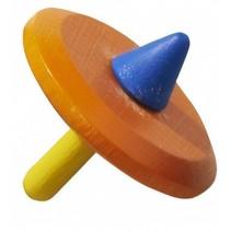 tol junior 4,2 cm hout oranje
