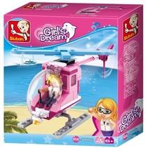 Girl's Dream: Helikopter (M38-B0600D)