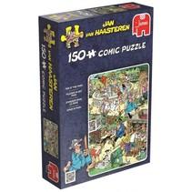 JvH Plezier In Het Park legpuzzel 150 stukjes