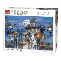 legpuzzel spookhuis 1000 stukjes