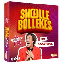 kaartspel Snollebollekes karton rood/geel