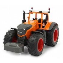 tractor Fendt 1050 Vario Municipal 37,5 cm 1:16 oranje