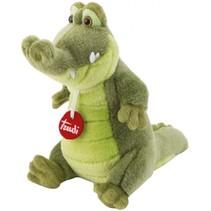 knuffel krokodil Rodrigo groen 29 cm