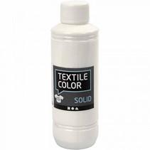 textielverf Solid 250 ml dekkend-wit