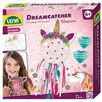 dromenvanger Eenhoorn meisjes 21 cm roze 9-delig