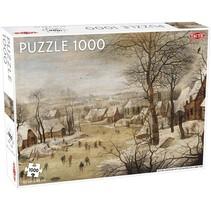 legpuzzel Winterlandschap 1000 stukjes