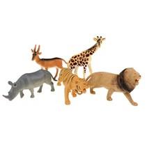 speelset wilde dieren 5-delig