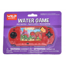 watergame Dino junior 15,2 x 7,6 cm rood