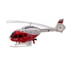 Helikopter rood 23 cm