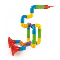 Super Saxoflute bouwpakket 24-delig