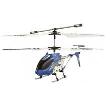 RC Helikopter C709 22 cm blauw