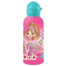 drinkfles Winx Club meisjes 500 ml mintgroen/roze