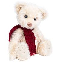 knuffelbeer Teddy Elara junior 35 cm pluche wit