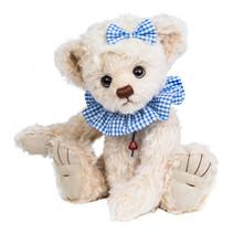 knuffelbeer Teddy Cara junior 35 cm pluche wit