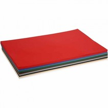 kerst karton 42 x 59,4 cm 20 stuks 180 g multicolor