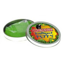 intelligent putty dinosaurus junior 8,5 cm groen