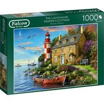 legpuzzel The Lighthouse Keeper's Cottage 1000 stukjes