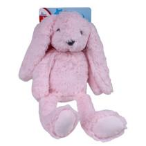 knuffel Konijn junior 37 cm pluche roze
