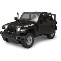 RC Jeep Wrangler JL jongens 2,4 GHz 1:14 zwart