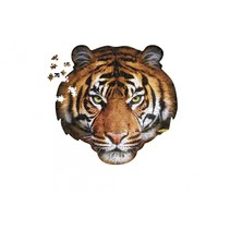 puzzel tijger oranje 550 stukjes