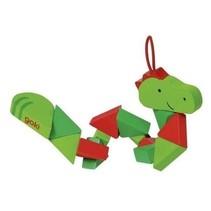 Pocket Puzzel Krokodil