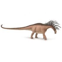 dinosaurus Bajadasaurus junior 35 cm rubber bruin