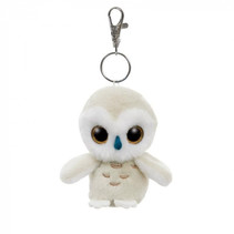 YooHoo Snowee sneeuwuil sleutelhanger 9 cm
