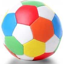 Softbal 10 cm 6 kleuren