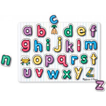 Alfabet puzzel Engels 26-delig