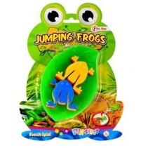 jumping frogs kikkerspel 7-delig