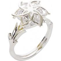 zilveren ring Nenya