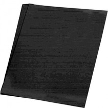 fotokarton 25 vellen 50 x 70 cm zwart